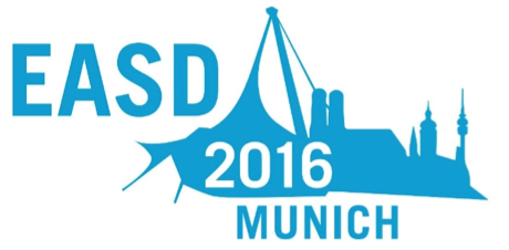 12-16 Sep 2016 - 52nd EASD Annual Meeting - Munich, Germany