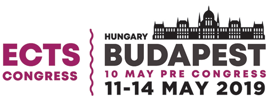 11 - 14 May 2019, Congress of European Calcified Tissue Society, Budapest, Hungary (with pre-congress day on 10 May 2019);